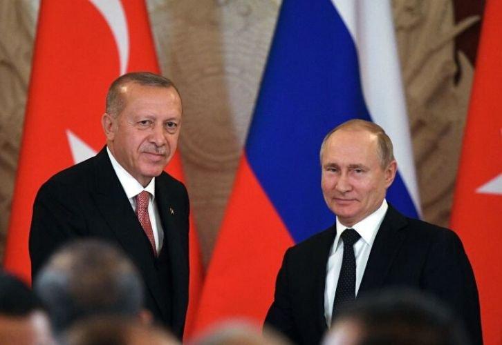 О чем (не) договорились Путин и Эрдоган
