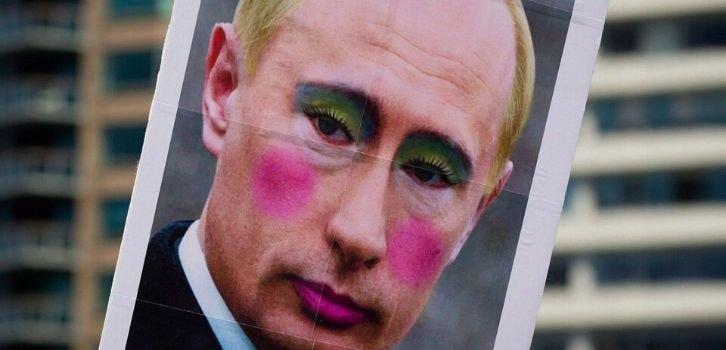Попытки легализации аннексии Крыма — клоуны на службе Кремля