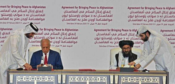 Вашингтон и Талибан подписали мирное соглашение