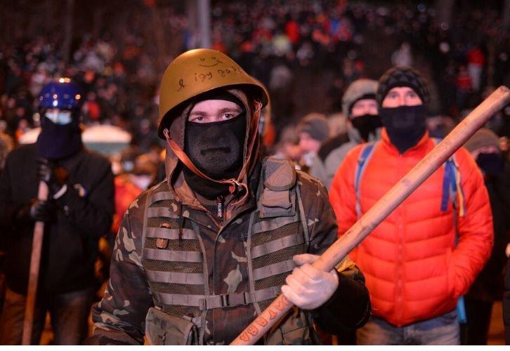 Почему в России никогда не будет Майдана