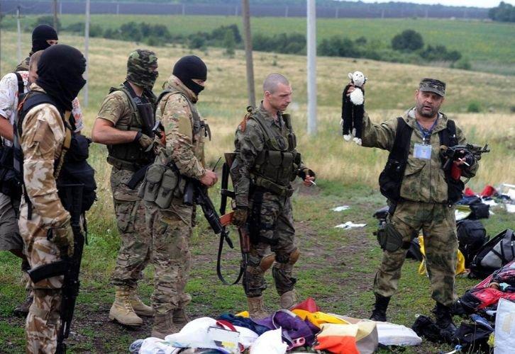 Горит и кружится Россия. Дело об MH-17 передано в суд Гааги