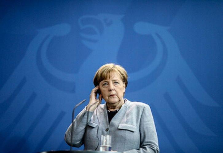 Трое в лодке не считая Меркель
