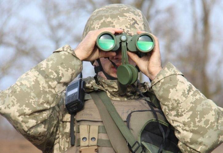Обстріл із застосуванням ПТРК в районі населеного пункту Піски