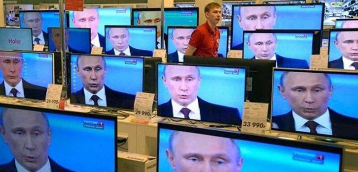 Как Россия продвигает свою пропаганду в Европе