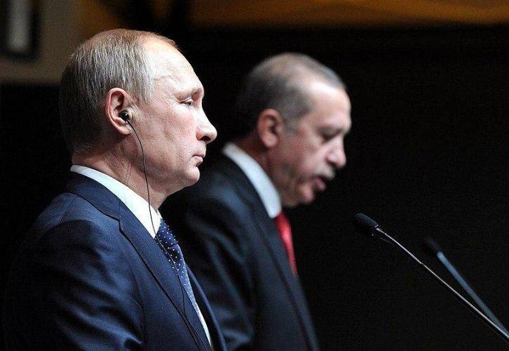 Стало известно, о чем договорились Эрдоган и Путин