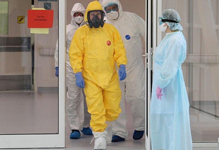 Эпидемия в РФ обнулила мечты «собирателя земель русских»