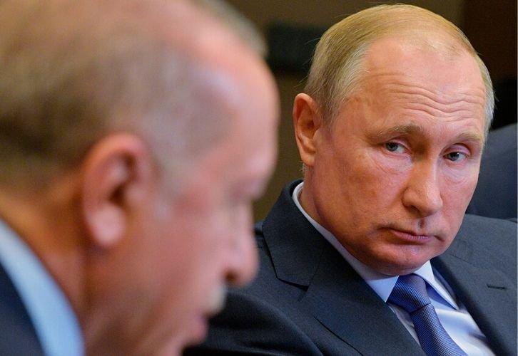 Как Эрдоган шантажирует и Россию