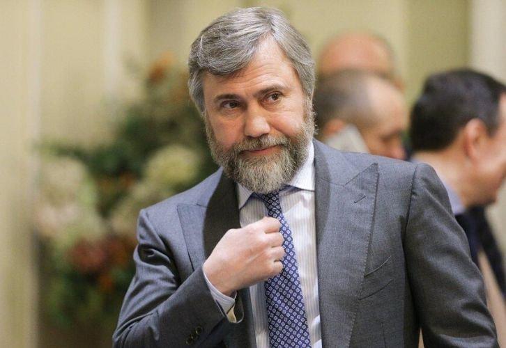 Россия сняла санкции с Новинского и Киселева