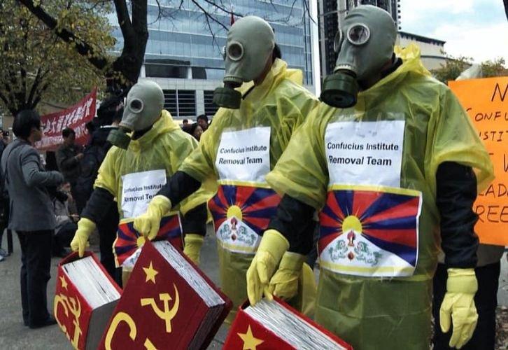 Швеція закриває китайські інститути Конфуція