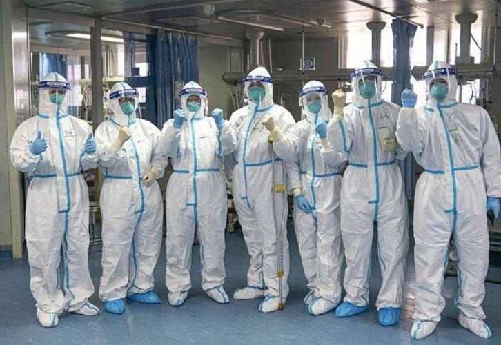 Китай заявил о волне коронавирусной инфекции из РФ