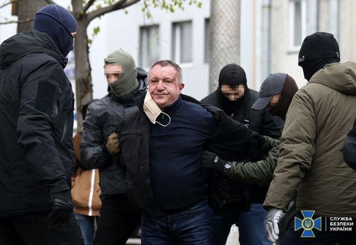 Контрразведка Украины задержала работавшего на ФСБ РФ генерал-майора СБУ Шайтанова