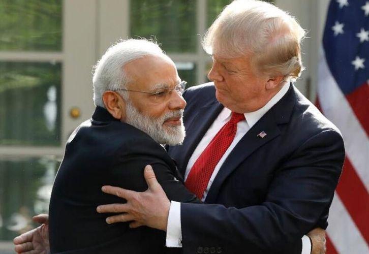 США вовлекают Индию и другие страны в свой новый проект