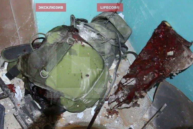Ліфт імені убивці полонених українців