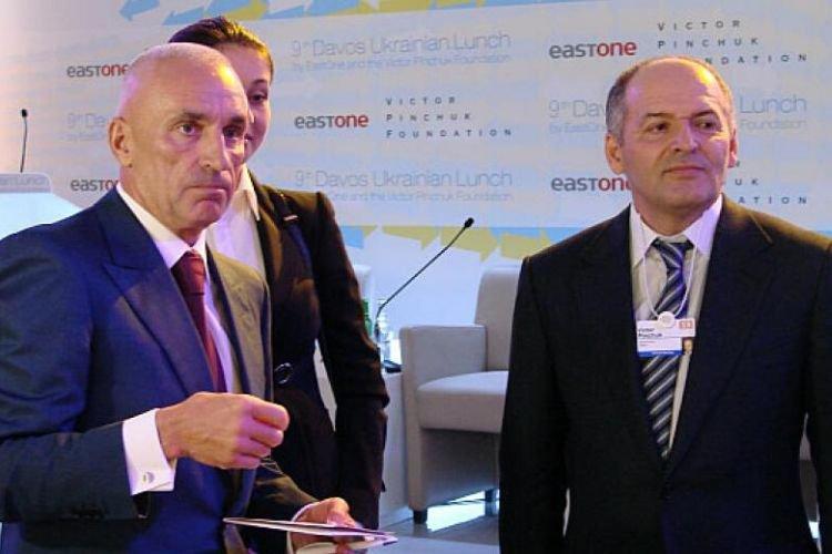 Ярославський купує у Пінчука 100% акцій банку «Кредит Дніпро»