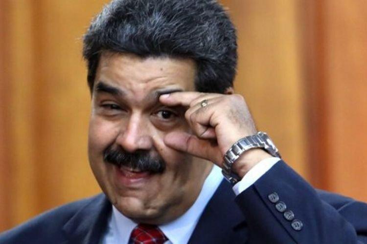Как в Венесуэле американскую агрессию придумали
