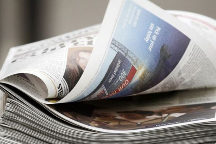 UKRAINE IN NEWS REPORTS OF THE WESTERN MEDIA. APRIL 2020 REVIEW