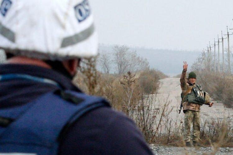 Украина сообщила ОБСЕ об уничтожении свыше 3 млн противопехотных мин