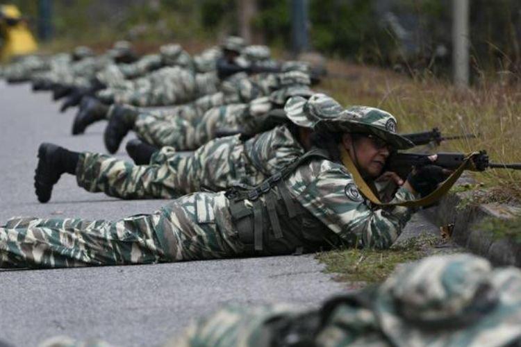 В Венесуэлу прибыли военнослужащие ССО из России