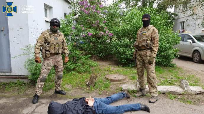 СБУ затримала агента ФСБ, який шукав дані про українські ракети