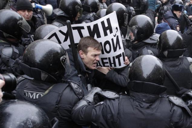 Страсті по довірі: емоції російської політики
