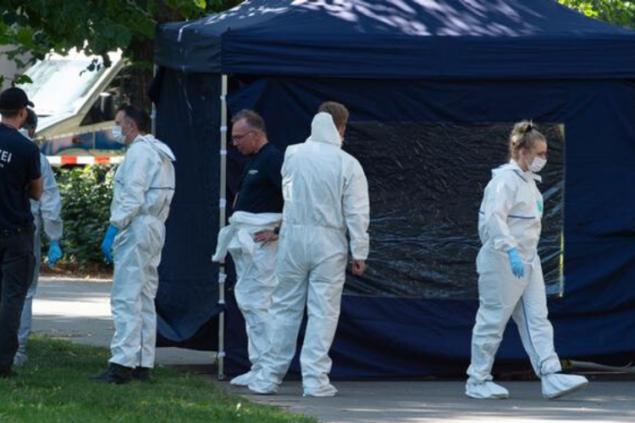 Немецкое следствие обнаружило второго участника убийства Хангошвили