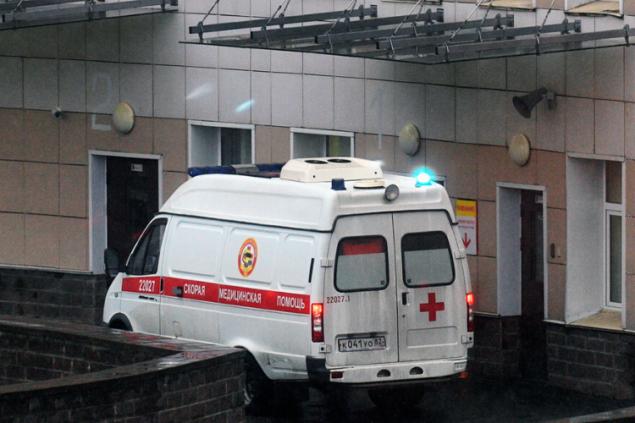В Петербурге закончились койки для пациентов с COVID-19