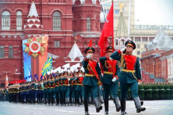 ВОЗ предупредил Россию о рисках проведения парада