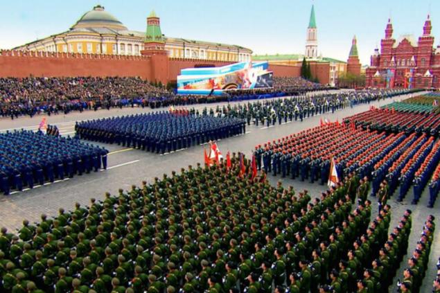 Дефицит дезинфекции. Западные лидеры не едут на парад