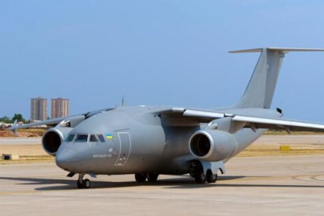 «Антонов» купил у «Мотор Сичи» двигатели для нового самолета за 250 миллионов