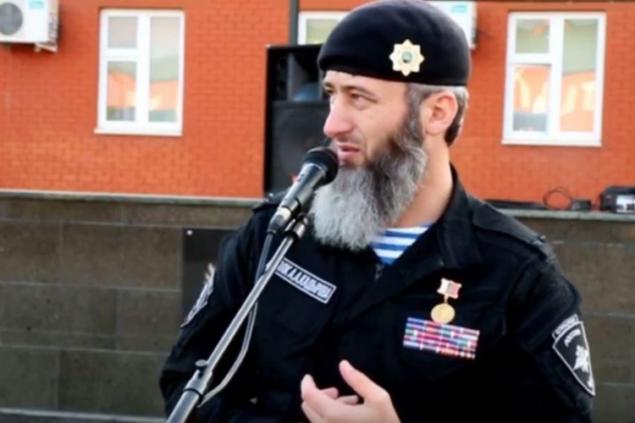 Командир «кадыровцев» признал, что его сослуживец воевал на Украине и в Ливии
