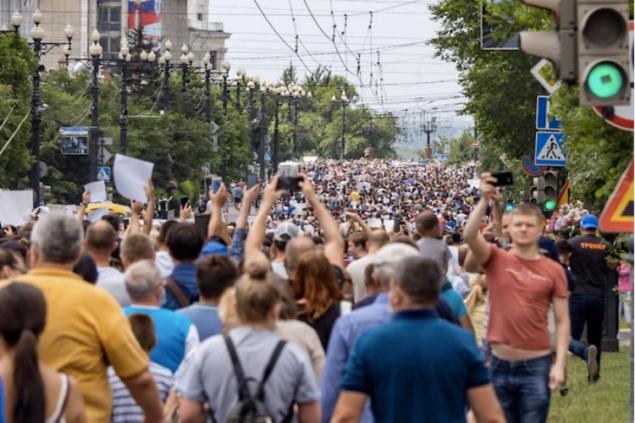 Хабаровский бунт – будут ли последствия?