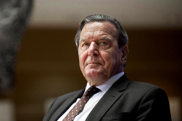 Герхарда Шредера заставили отдуваться за провалы Газпрома