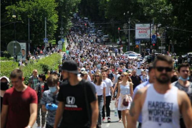 Почему жители Дальнего Востока бунтуют и скандируют «Москва, уходи!»
