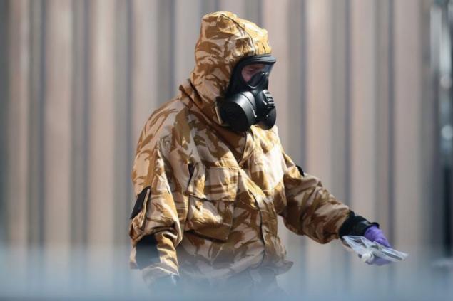 «Новичок» – расследование отравления в Эймсбери будет расширено