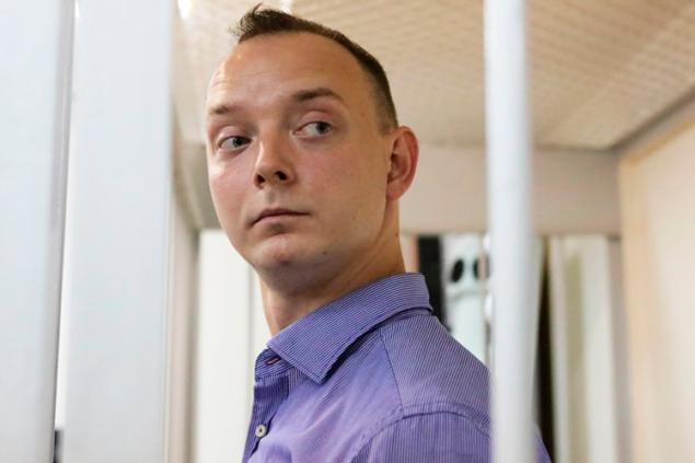 Коллеги Игоря Сафронова сообщили о роли Службы внешней разведки РФ