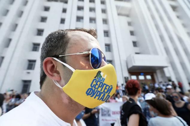 Происходящее в Хабаровске свидетельствует о грубом просчете Кремля в оценке ситуации в стране после «обнуления» 1 июля