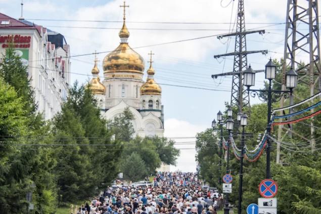 Как Кремль теряет Дальний Восток
