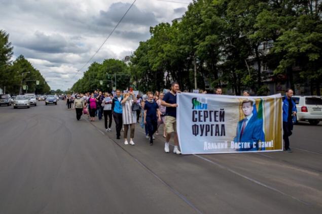 Пресс-секретарь хабаровского губернатора заявила об угрозах после массовых протестов