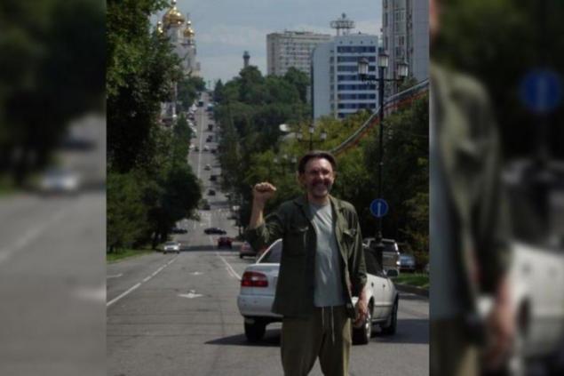 В Хабаровске Шнур пытается набрать политические очки