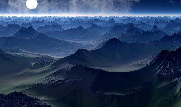 Нове розуміння походження води на землі