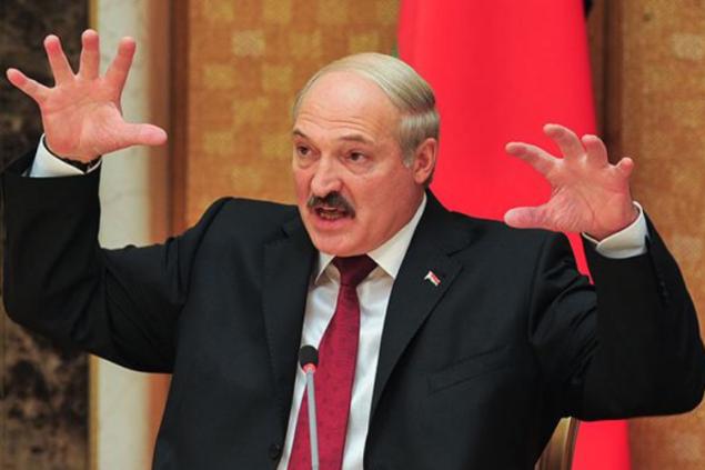 Кремль пошел в белорусском направлении ва-банк