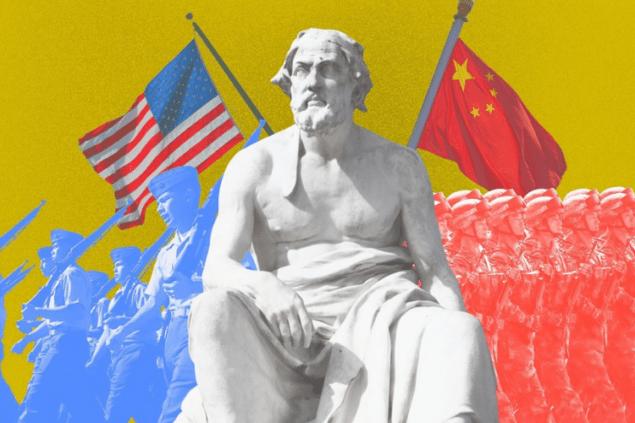 Розуміння неоімперіалізму в регіоні Балтійського та Чорного морів: деякі пропозиції Фукідіда