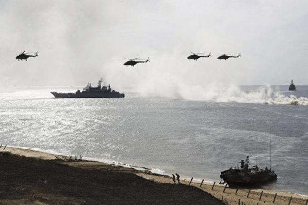 Тревожная осень. Как Россия готовит Крым к войне