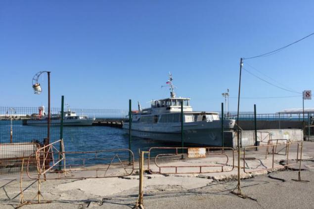 Мертвое море: как Россия убила судоходство в Крыму
