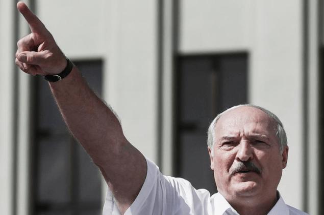 Минск сдался на милость победителя – России