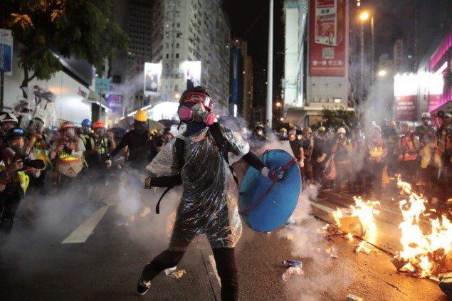 Лучшее приложение для протестов в мире