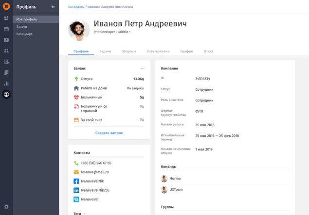 Новый украинский венчурный фонд Pragmatech Ventures инвестировал в HR-сервис Hurma System