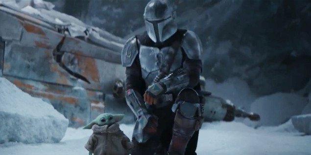 """Нарешті! Перший трейлер 2-го сезону """"Зоряні війни: Мандалорець"""""""