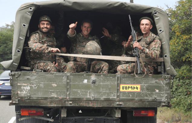 Кому вигідне загострення конфлікту у Нагірному Карабасі