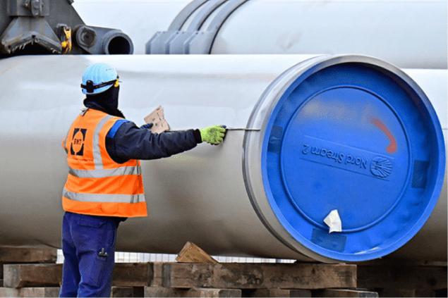 Дания требует остановить строительство «Северного потока-2»